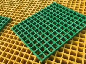 武汉玻璃钢格栅厂家告诉你如何选择合适的玻璃钢格栅板