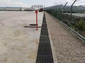 污水沟玻璃钢格栅盖板