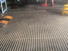 武汉洗车房玻璃钢格栅