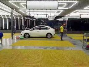 武汉洗车房格栅厂家