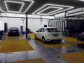 武汉汽车美容格栅板
