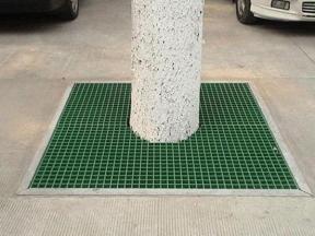 玻璃钢格栅护树板