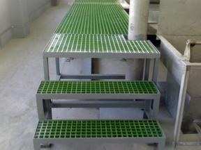 踏板玻璃钢格栅